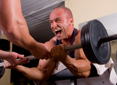 Lehko-těžký split 5x týdně s principem dvojí před-únavy